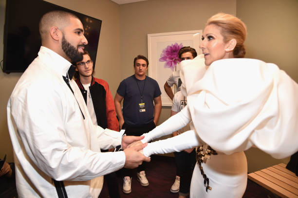 Céline Dion Jokingly Begs Drake Not To Get Tribute Tattoo
