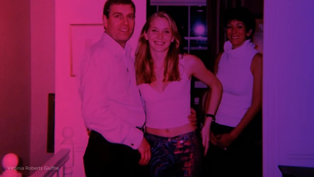 Epstein Accuser Claims Prince Andrew 'Thanked' Her For Sex