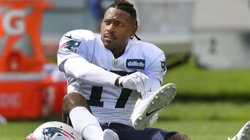 Antonio Brown Says He Will No Longer Play In The NFL After Patriots Cut