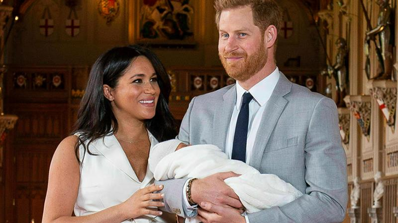 Where is baby Archie? Fans await a glimpse of royal baby on tour of Africa
