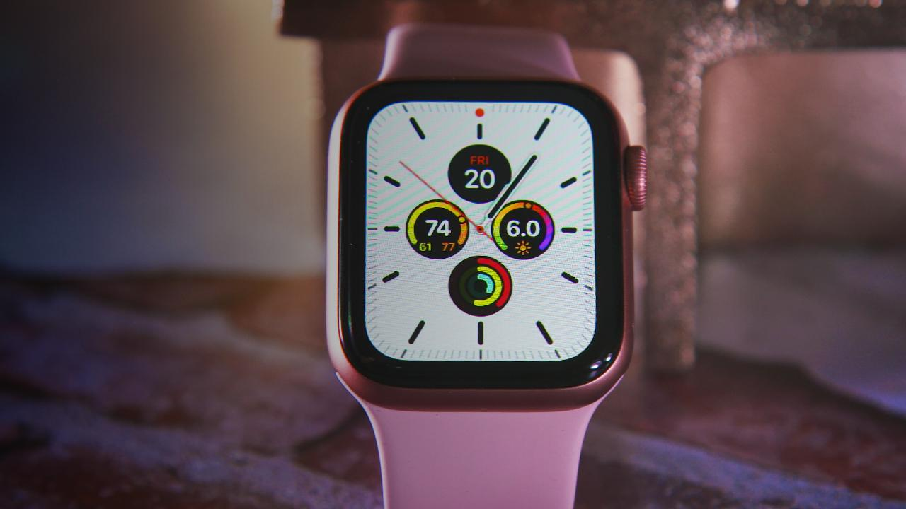 Apple Watch Series 5 review: The best smartwatch gets (slightly) better
