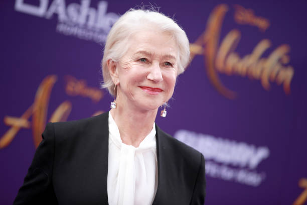 Helen Mirren Says There's 'No Such Thing' As Binary Gender