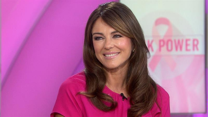 Elizabeth Hurley has been using this anti-aging serum 'religiously' for 24 years