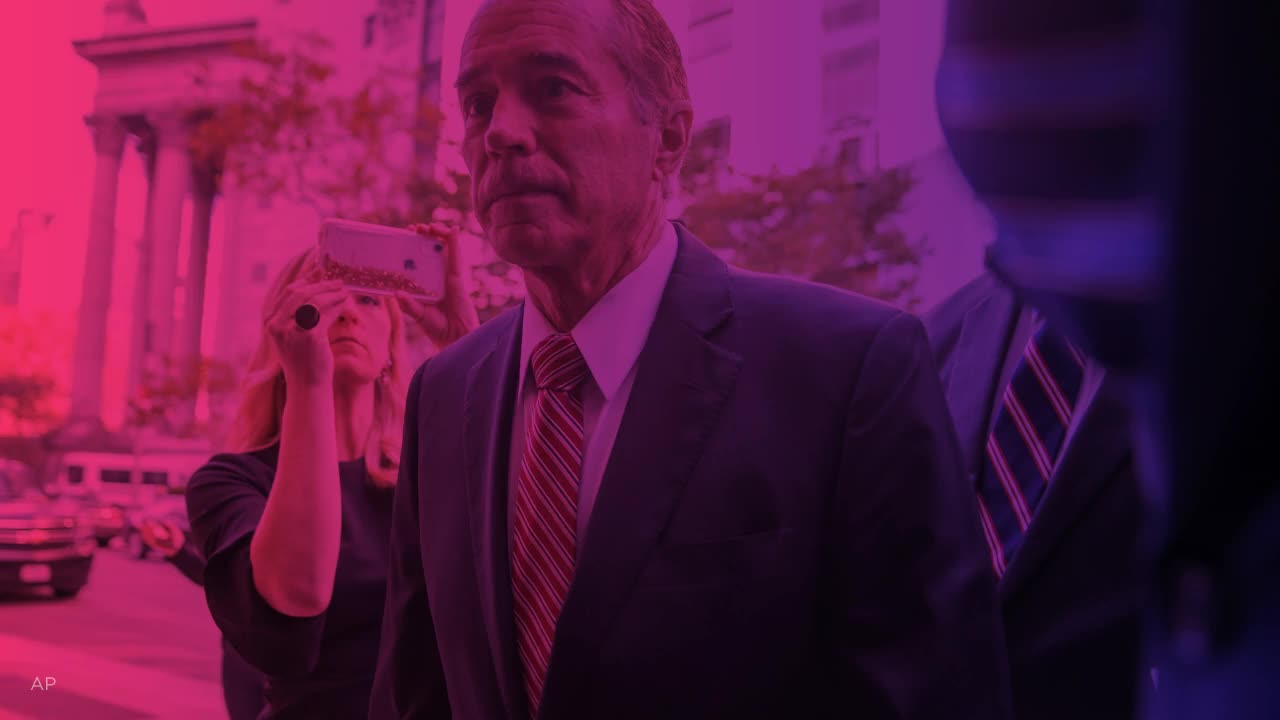 Chris Collins, First U.S. Lawmaker To Endorse Trump, Gets 26-Month Prison Sentence