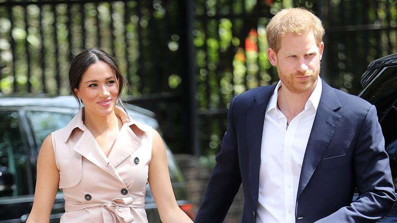 Meghan Markle's best-selling Amazon jeans are 50 percent off