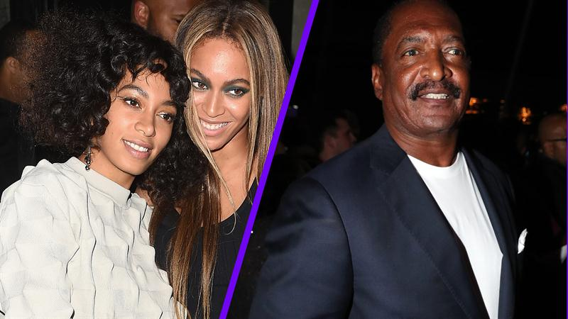 Beyoncé's Father, Mathew Knowles, Reveals He Has Breast Cancer