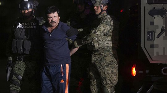 Cartel Gunmen Chase Away Security Forces, Free El Chapo's Son