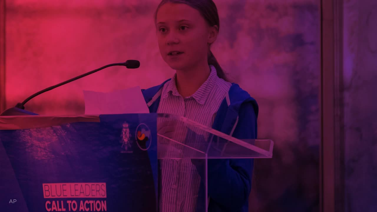 Greta Thunberg Just Sassed Putin With Her Classic Clapback Style