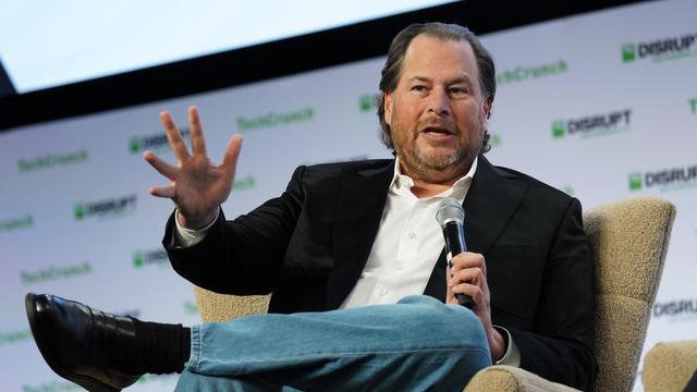 Business as the Greatest Platform for Change with Marc Benioff (Salesforce) – TechCrunch