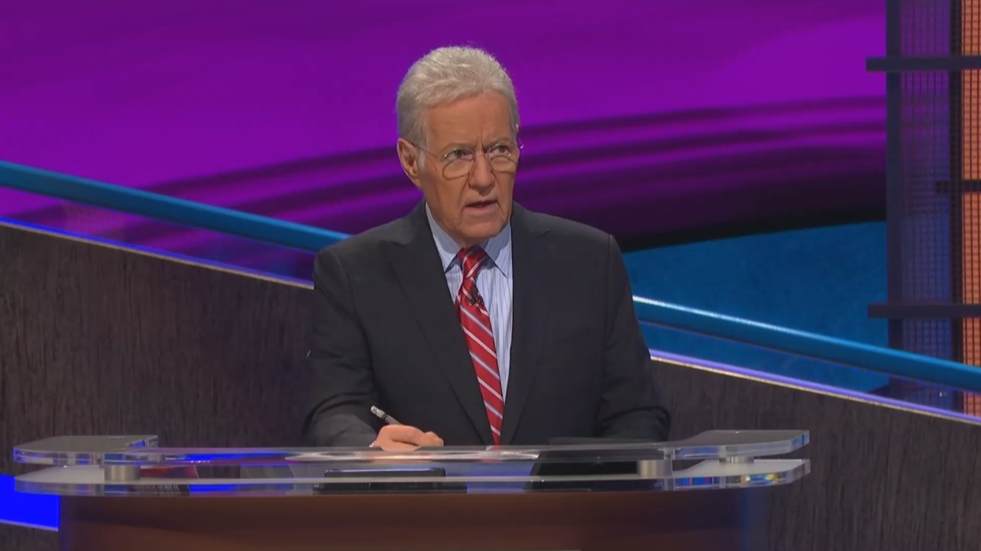 Alex Trebek Says He's 'Hanging In' There As He Undergoes New Round Of Chemotherapy