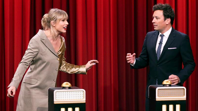 Taylor Swift Can't Recognize 'Shake It Off' In 'Tonight Show' Song Challenge