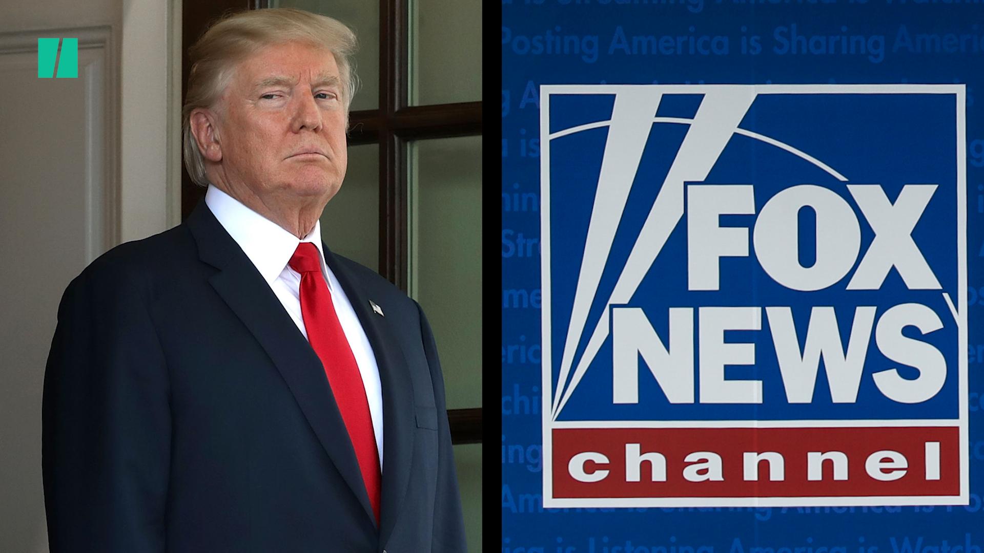 Donald Trump Escalates Attacks On Fox News After Impeachment Poll