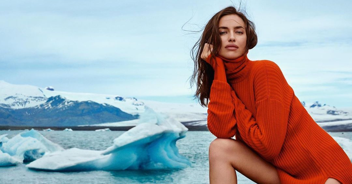 Get ready for winter with Irina Shayk's must-haves