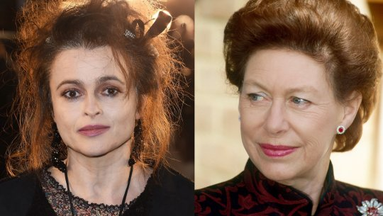 Helena Bonham Carter: Princess Margaret's Ghost Gave Me Advice For My Portrayal Of Her In The Crown