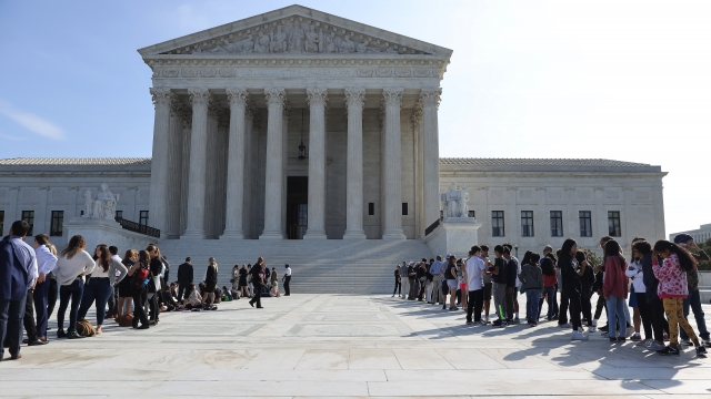 Supreme Court Weighs Major Gay, Transgender Employment Rights Cases