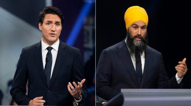 Jagmeet Singh Will Push For Coalition If Tories Win Most Seats But Not A Majority