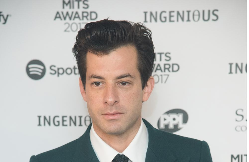 Mark Ronson Is Having A Moment