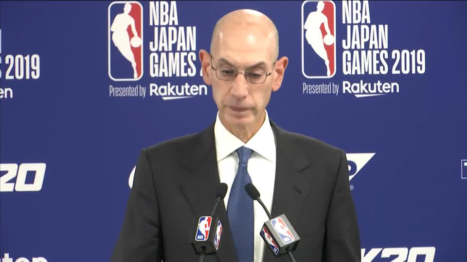 Bipartisan Group Of Lawmakers Blasts NBA For Caving To China