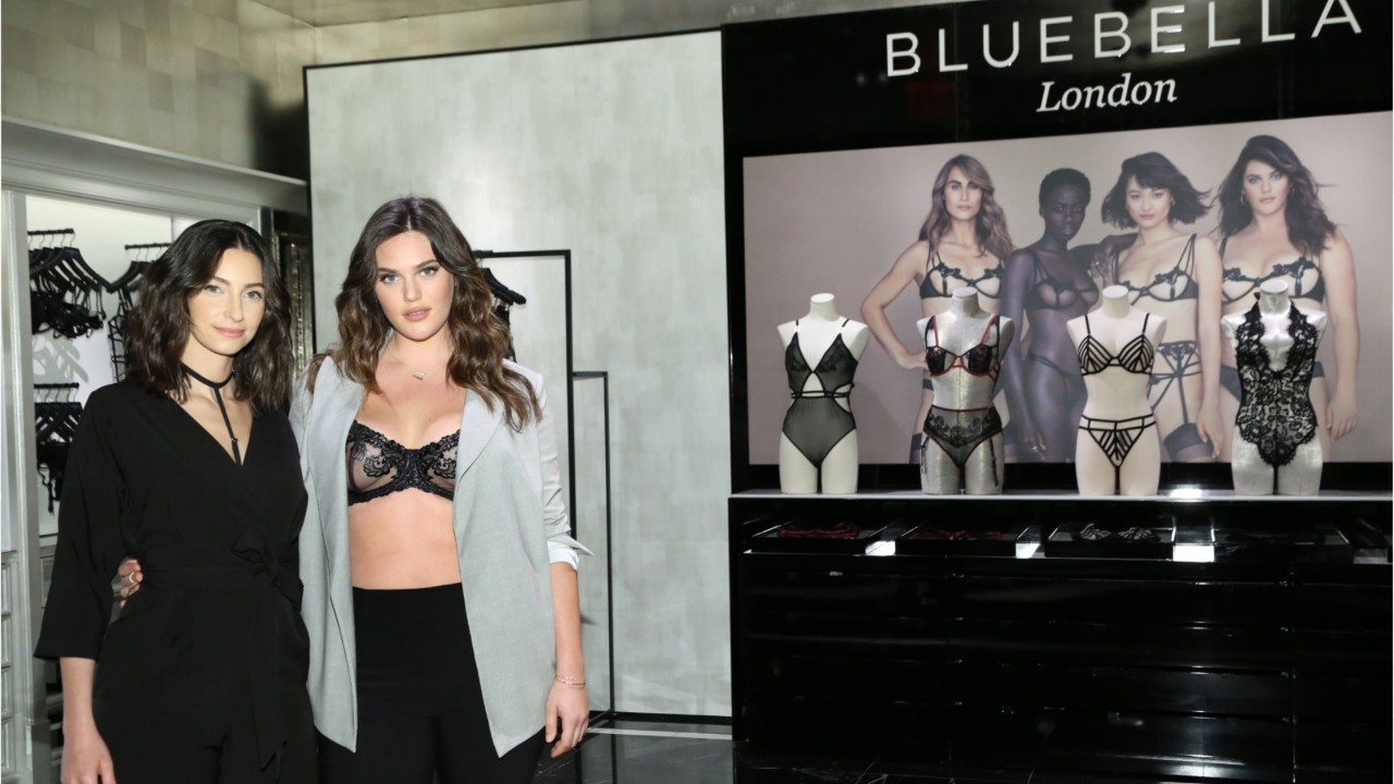 Victoria's Secret releases ad featuring its first size 14 model