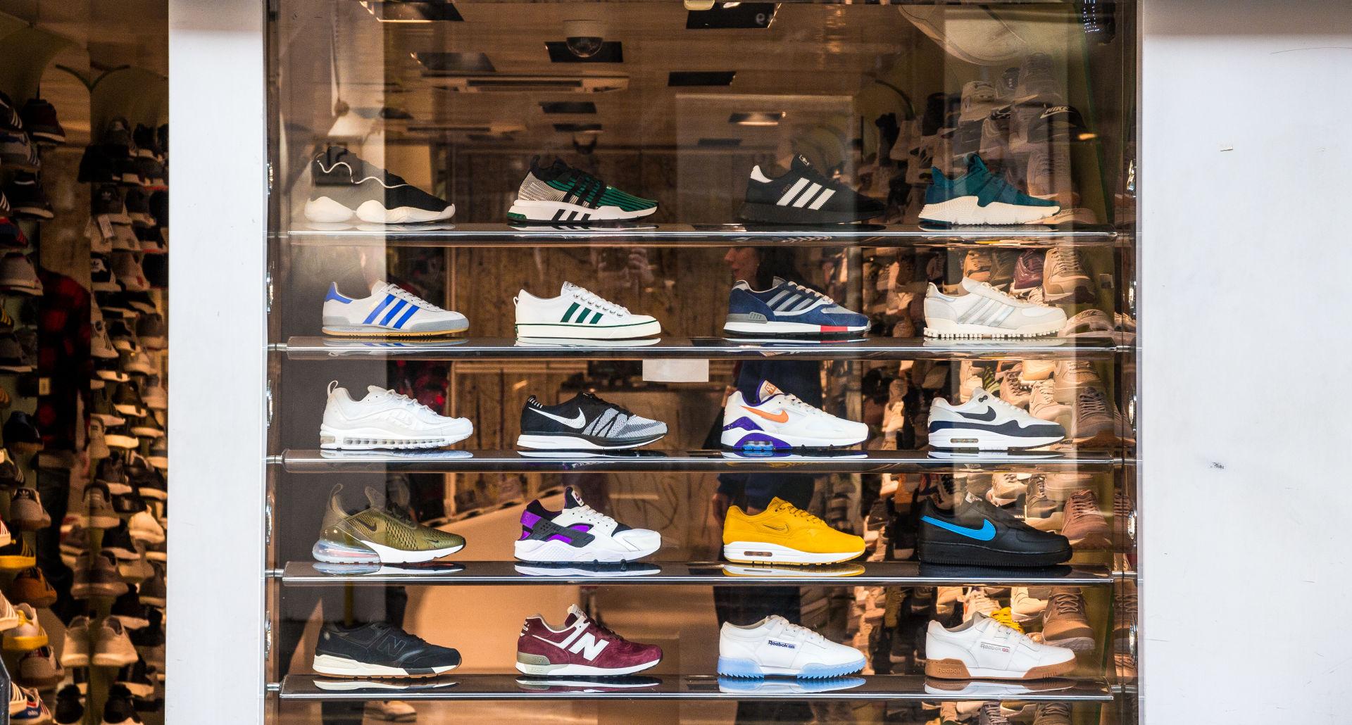 Nike is the No. 1 footwear favorite brand among teens