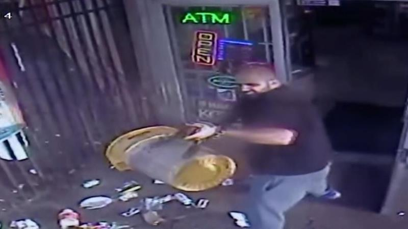Weird, Odd and Bizarre News - Florida Store Owner Caught on Video Firing on Customer with AK-47