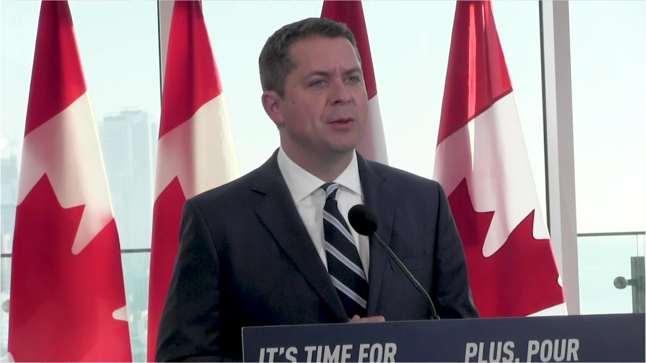 Conservative Party Platform Unveils Billions In Cuts To Balance Budget In 5 Years