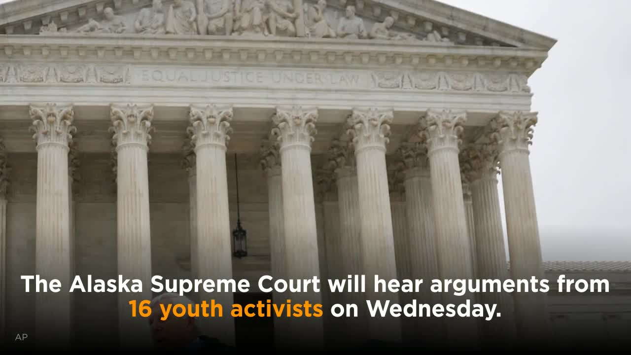 Kids, Teens File Lawsuit To Force Feds To Create A Climate Plan