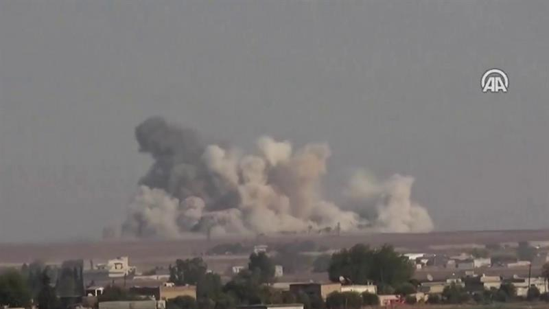 Chrystia Freeland Condemns Turkey's Military Incursion Into North Syria