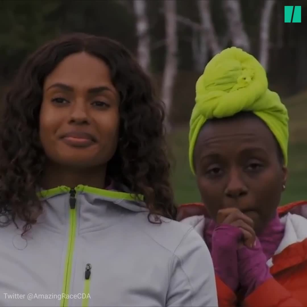 Cree Cousins Pay Homage To 'Amazing Race' Winners For Halloween