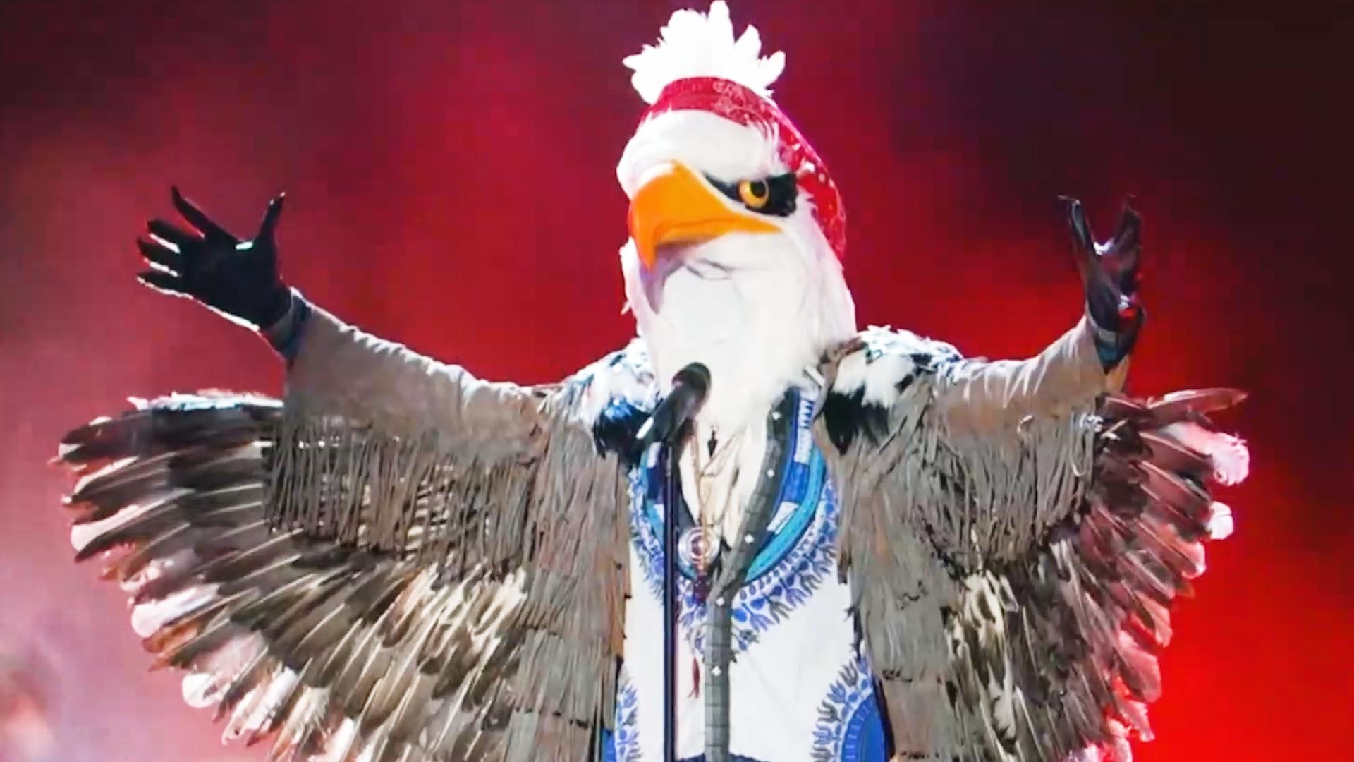 Fans legitimately surprised by talk show host being unmasked on 'Masked Singer'