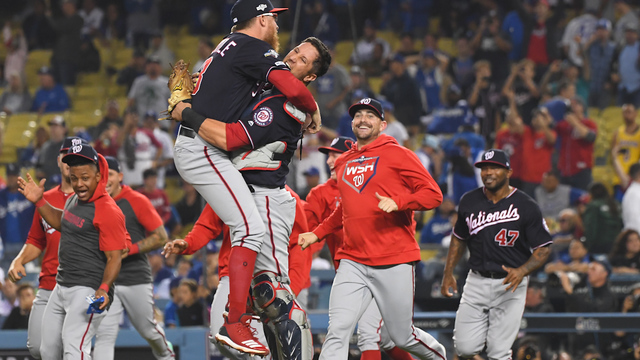 Fans Savagely Troll Bryce Harper After Nationals Beat Dodgers In Playoffs