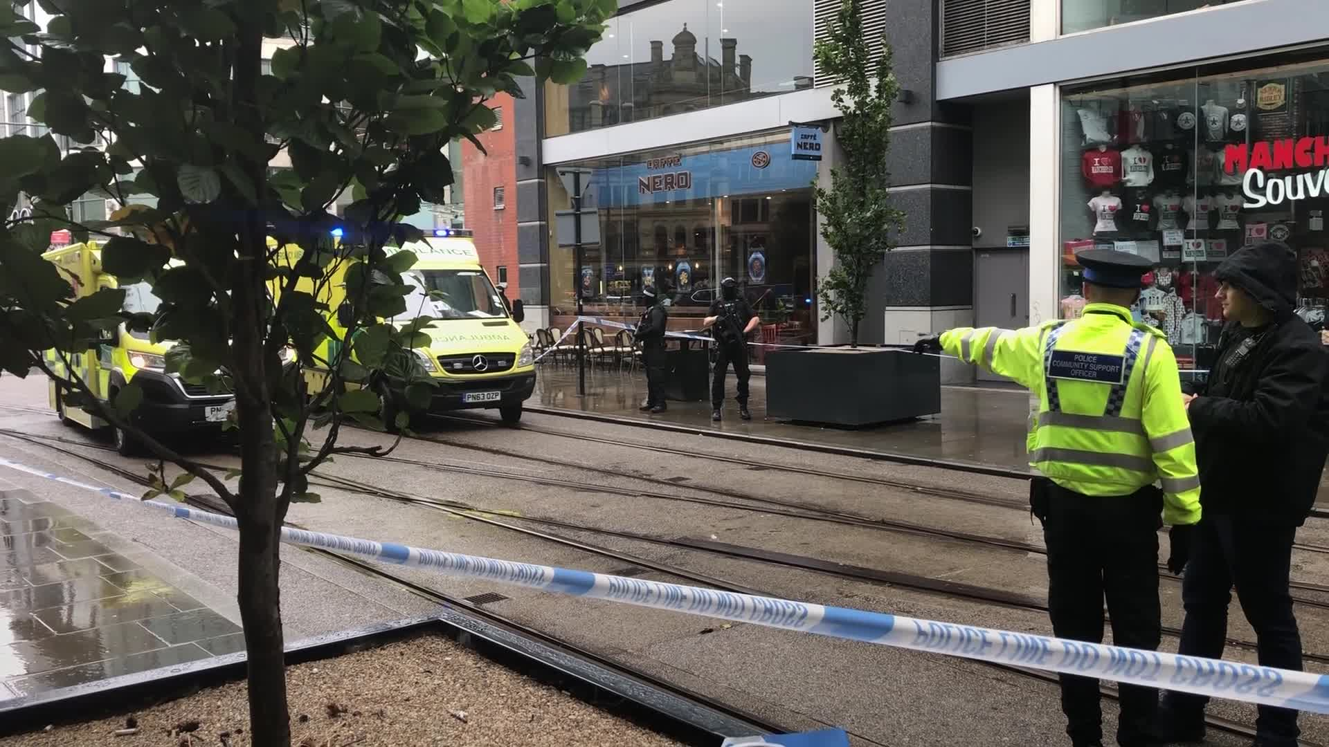 Manchester Knife Attack Appears To Be 'Mental Health-Related', Mayor Says