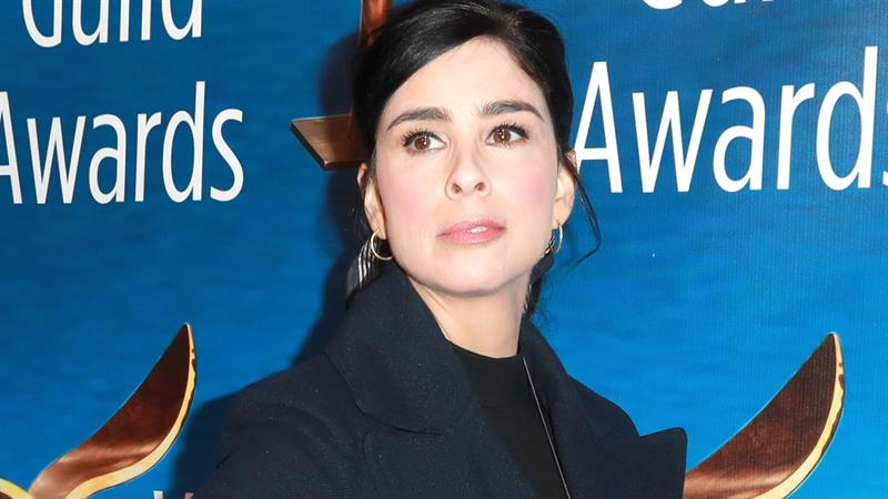 Sarah Silverman to film late-night show pilot at HBO