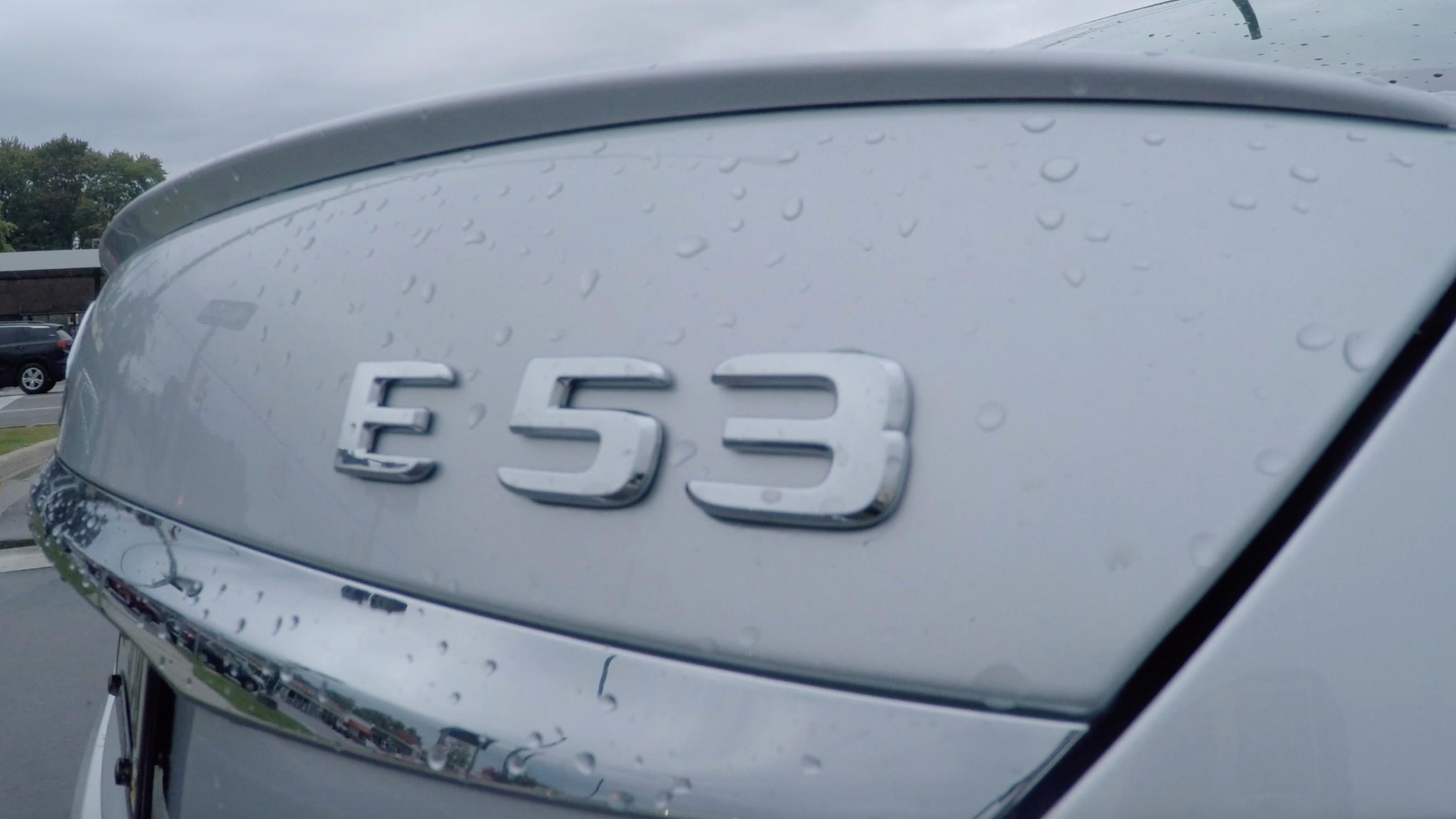 Listen to the 2019 Mercedes-AMG E 53's scintillating straight six