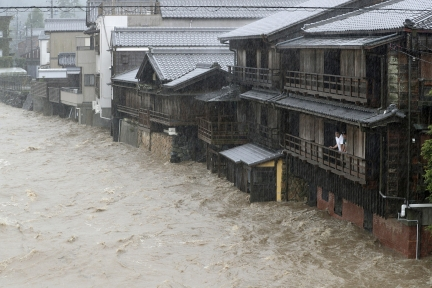 Typhoon Hagibis Death Toll Rises As Japan Continues Rescue Efforts