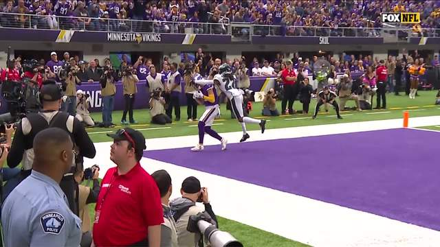 Eagles attempt worst fake field goal of the year against Vikings