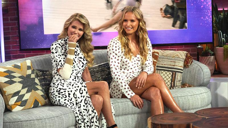 Christie Brinkley says 'DWTS' injury is 'a little bit worse than I thought' (Exclusive)
