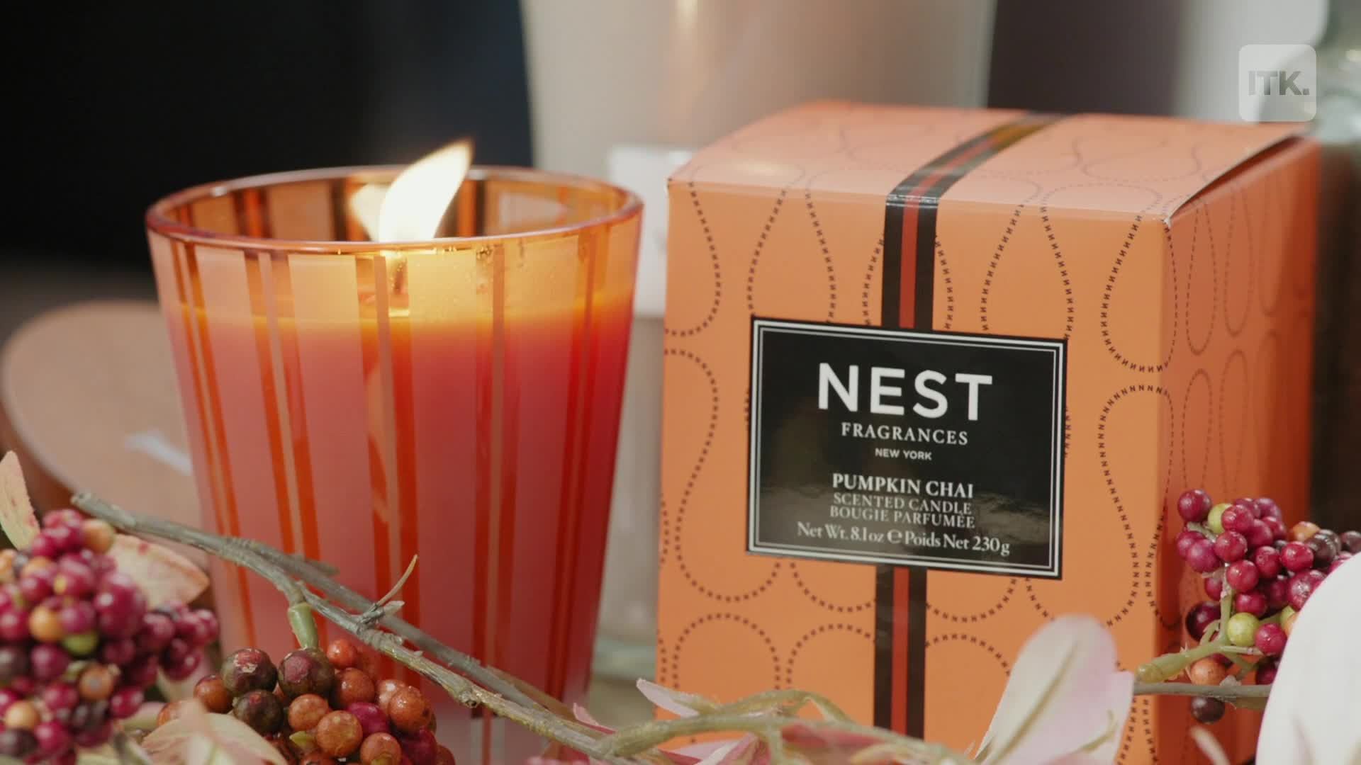 Add to Cart: These cozy candles will get you in the autumn spirit
