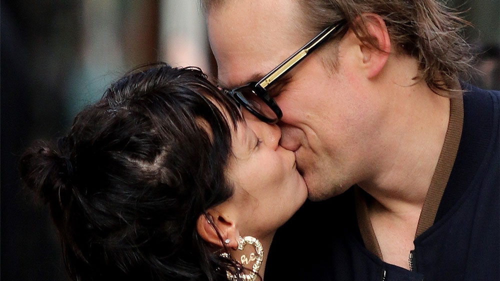 Lily Allen Confirms Romance With Stranger Things Star David Harbour In Instagram Post