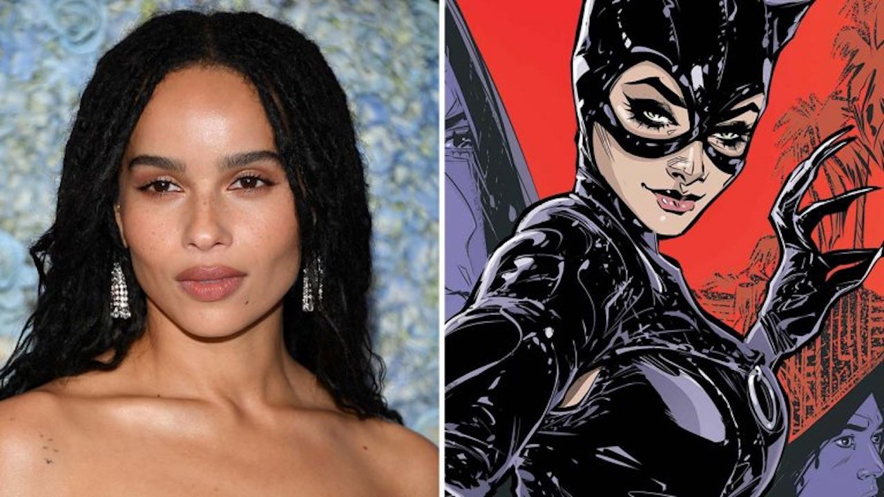 Jason Momoa Congratulates Zoë Kravitz On Her Catwoman Casting With A Sweet Note