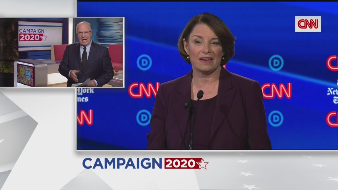 5 Takeaways From Tuesday's Democratic Debate: The Elizabeth Warren Pile-On