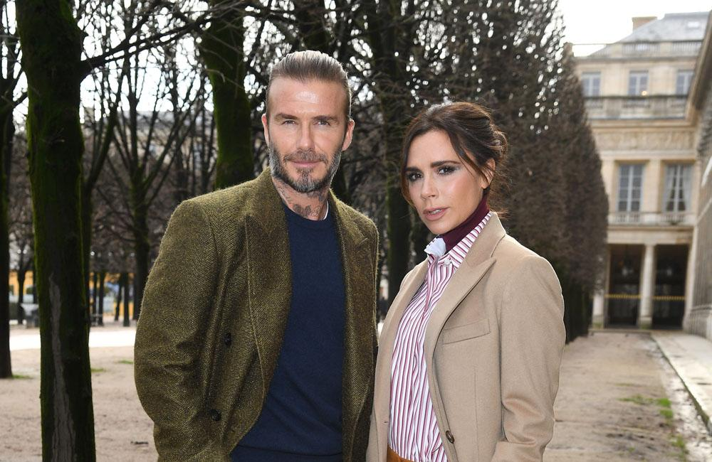 Victoria Beckham Jokes About Sex With 'Soulmate' David As She Gets Candid Chat About Their Marriage
