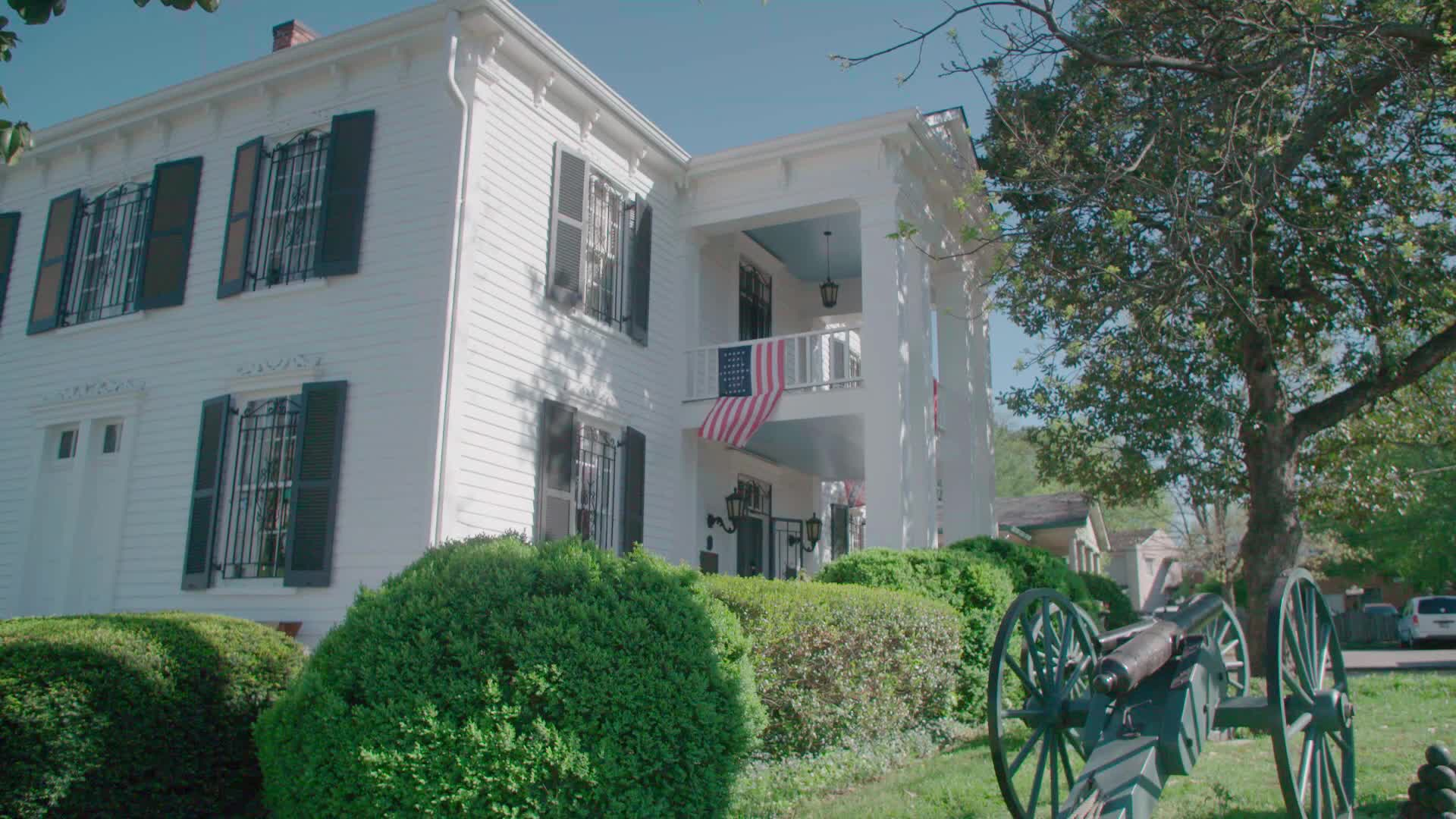 Step inside this haunted museum, built on the bloodiest battlefield of the Civil War