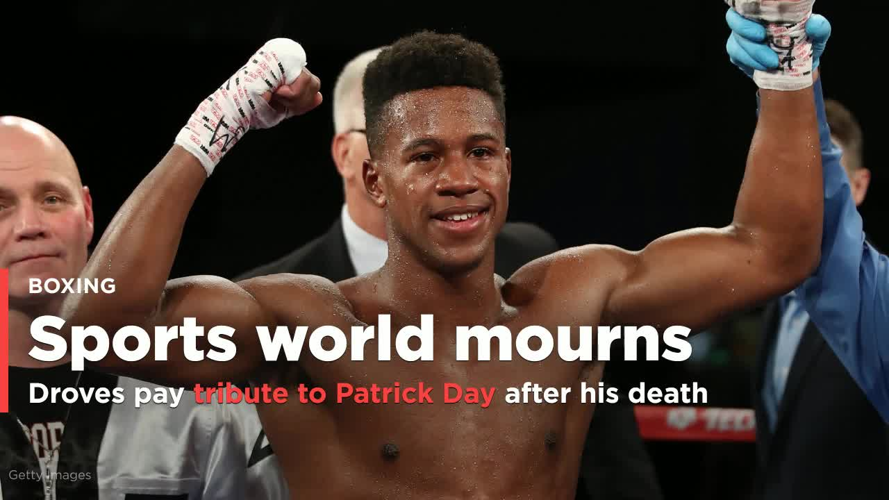 Patrick Day, Boxer Beaten Unconscious In Title Bout, Dies At Age 27
