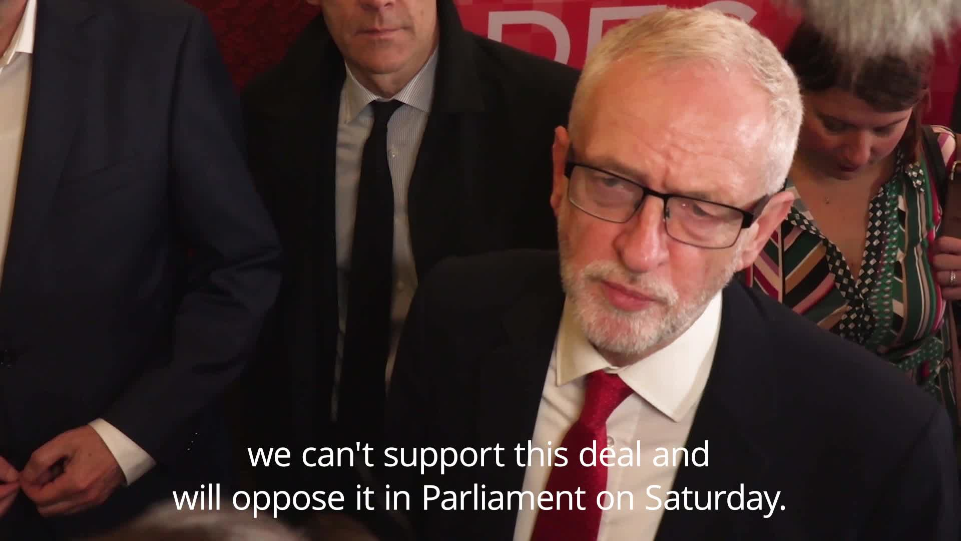 Corbyn's 'Death Bed Conversion' To A Second Brexit Referendum 'Too Late To Help Labour' In An Election, Senior MP Says