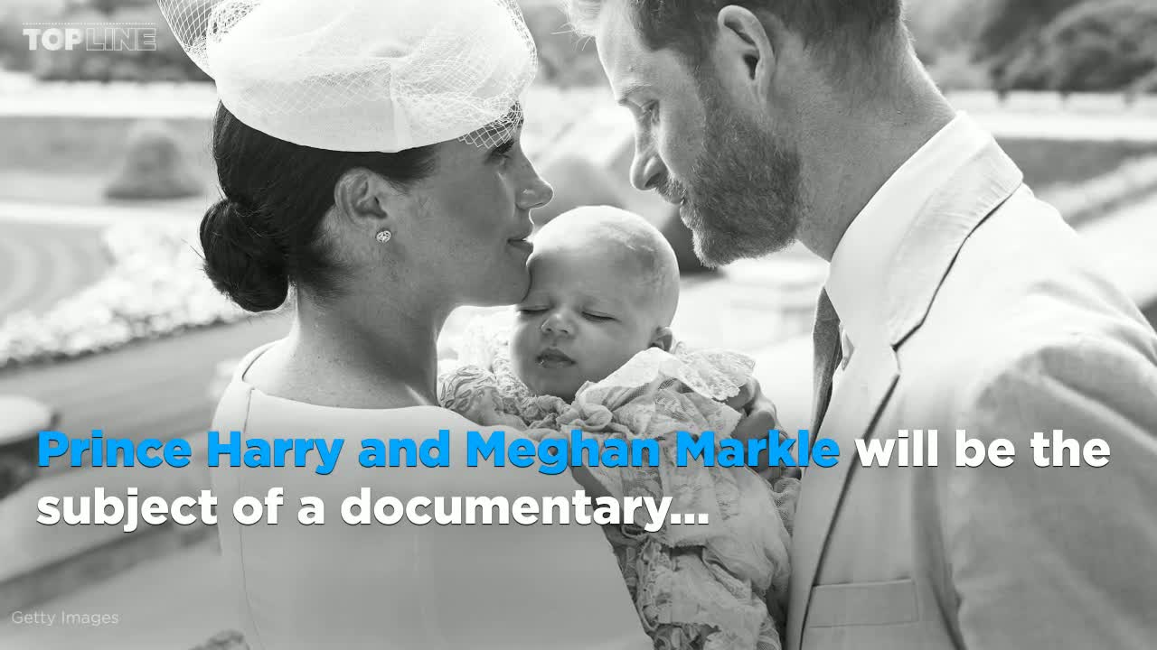 Prince Harry Reveals Cameras Remind Him Of Princess Diana's Death In Documentary Clip