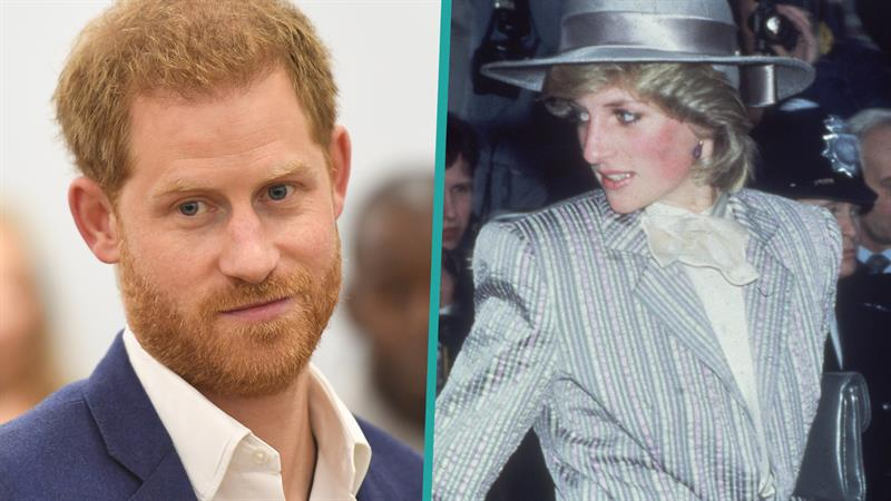 Prince Harry Says Camera Flashes Make Him Think Of Princess Diana's Death