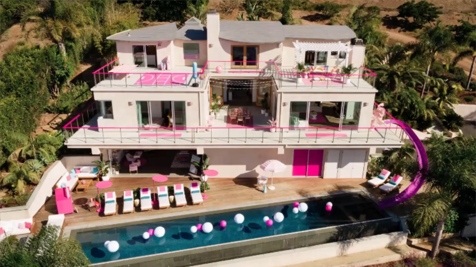 Rent Barbie's life-size Malibu Dreamhouse for only $60 a night