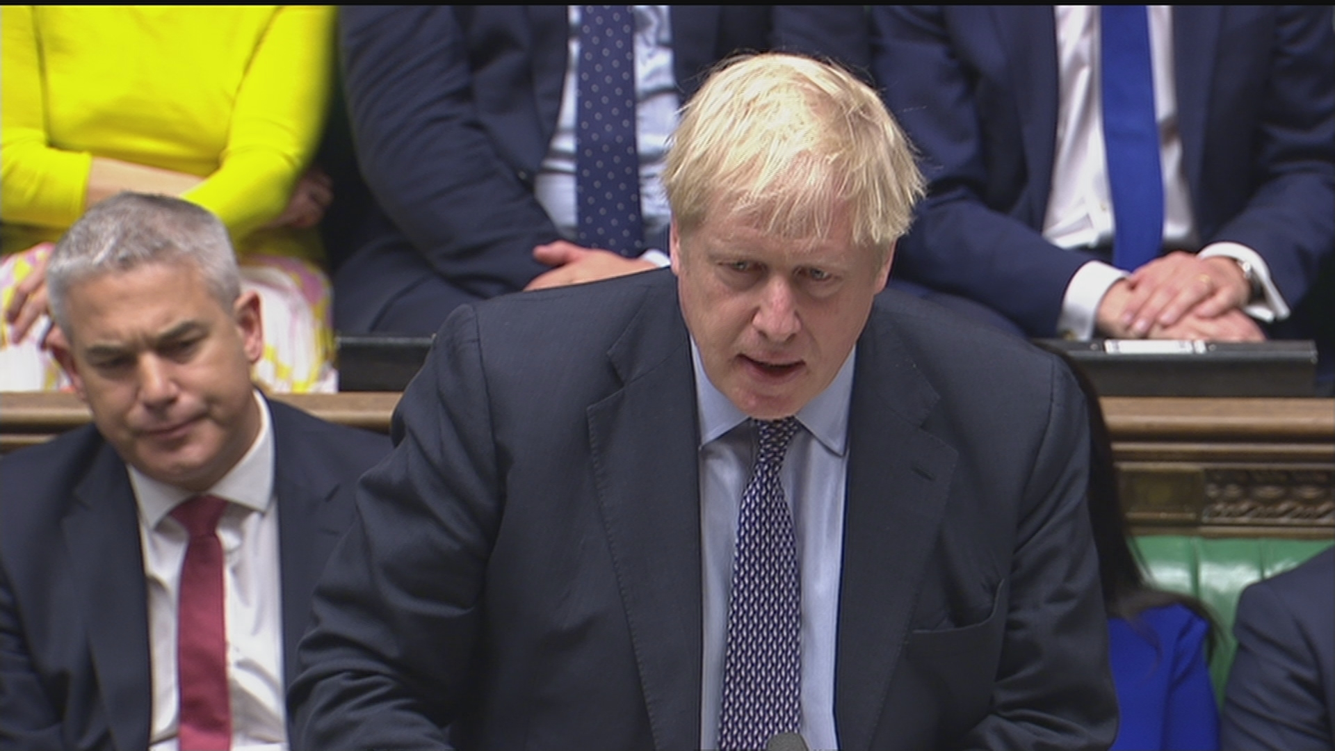 Boris Johnson Suggests He Will Request Brexit Delay If MPs Scupper Vote On His Deal