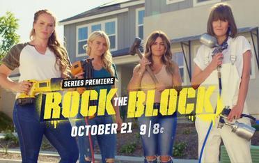 where is rock the block filmed